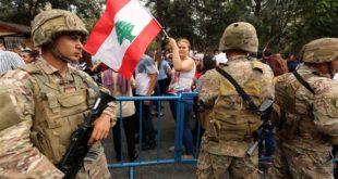الجيش اللبناني وفتح الطرق