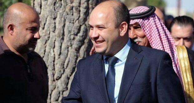 الشيخ سعد حمادة