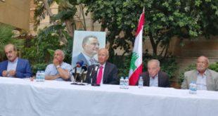 لقاء القوى الناصرية في دارة مراد