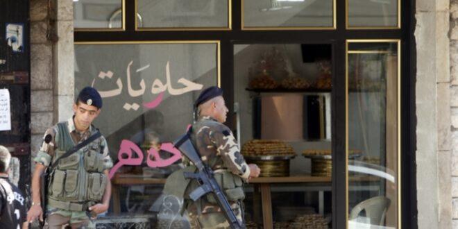 الفلتان الامني مقلق في كل لبنان