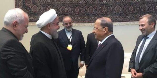 موقفا عون وباسيل من تصريحات الحرس الثوري تركا اثراً سلبيا
