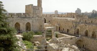 برج القلعة في القدس