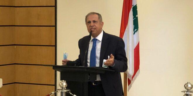 النائب طربلسي مصرحاً بعد الجلسة