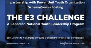 إدارة عربية لمؤتمرٍ وطنيٍ لتنمية المهارات القيادية لدى الشباب الكندي
