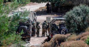 مزارع شبعا اراض لبنانية محتلة