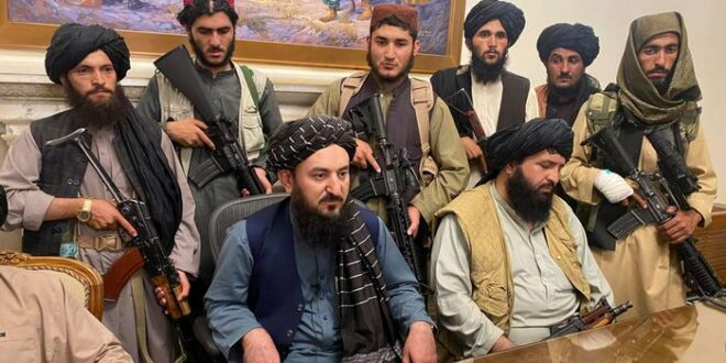 طالبان تعلن سيطرتها على كابول