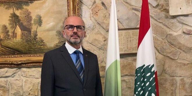 فادي ابي علام الرئيس المنتخب لحزب الخضر