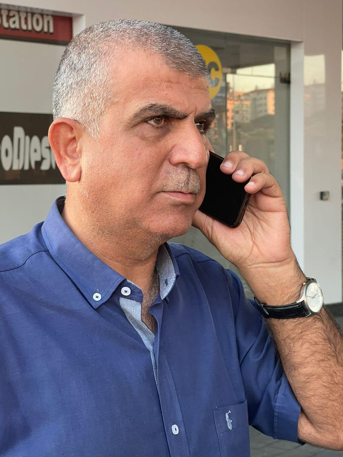 ممثل موزعي المحروقات فادي ابو شقرا